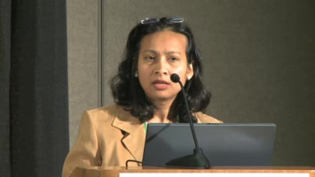New drug demonstrates early promise in metastatic breast cancer ( Dr Amita Patnaik - South Texas Accelerated Research Therapeutics, San Antonio, USA )
