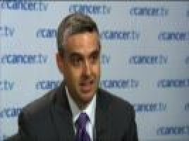 Combining oral targeted therapies shows early anti-tumour activity for advanced melanoma ( Dr Jeffrey Infante - Sarah Cannon Research Institute, Nashville, USA )
