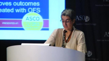 Adjuvant exemestane more effective than tamoxifen when combined with ovarian function suppression in young women with hormone-sensitive, early-stage breast cancer ( Dr Olivia Pagani - Oncology Institute of Southern Switzerland, Bellinzona, Switzerland )