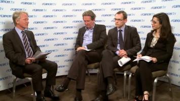 ASCO 2014: Advances in prostate cancer discussion ( Prof Noel Clarke; Dr Cora Sternberg; Dr Kurt Miller, Prof Wysocki )