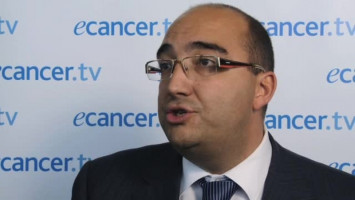 Regorafenib shows early promise in colorectal candidates unable to undergo chemo ( Dr Enrique Grande - Hospital Ramon y Cajal, Madrid, Spain )