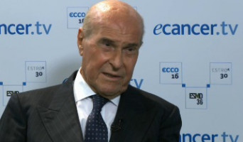 60 years in oncology ( Prof Umberto Veronesi - European Institute of Oncology, Milan, Italy )