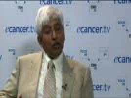 Synchronous chemoradiation significantly reduces the risk of the breast cancer recurrence ( Dr Indrajit Fernando - Queen Elizabeth Hospital, Birmingham, UK )