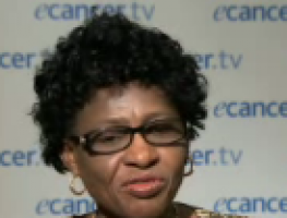 Importance of early detection and treatment of cervical cancer ( Dr Chioma Asuzu - University of Ibadan, Nigeria )