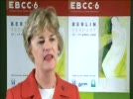 EBCC 6: Conference highlights from Europa Donna ( Susan Knox - Executive Director of Europa Donna )