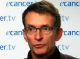 Results from the GeparQuinto trial ( Dr Jens Huober - Kantonsspital St.Gallen, Breast Center, Switzerland )