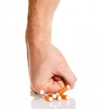 Muchos fumadores intentan dejar el cigarrillo tras un diagnóstico de cáncer