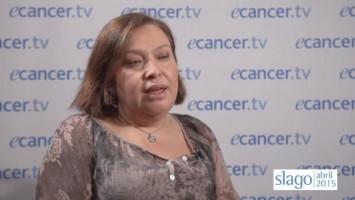 Tratamientos clásicos en el cáncer de colon y nuevas terapias. ( Dra Teresa Queveque- Hospital Talca,Santiago, Chile )