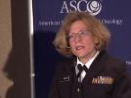Drug shortage impact on cancer care and efforts to resolve the issue ( Dr Sandra Kweder - US Food and Drug Administration )