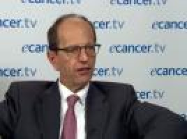Regorafenib effective for GISTs that progress due to resistance to approved targeted therapies ( Dr George Demetri - Dana-Farber Cancer Institute, Boston, USA )