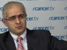 Retrospective study of optimal treatment for intermediate-risk testes cancer ( Dr Constantine Albany - Indiana University, Indianapolis, USA )