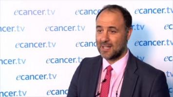 Lurbinectedin (PM01183) con doxorubicin (DOX), un tratamiento activo de terapia de segunda línea en cáncer microcítico de pulmón. ( Dr Emiliano Calvo - START Madrid, Madrid, España )