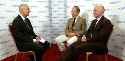 A new treatment paradigm in multiple myeloma ( Prof Gareth Morgan - The Royal Marsden Hospital, London, Prof Antonio Palumbo - University Hospital of Torino, Italy, Dr Paul Richardson - Dana-Farber Cancer Institute, USA )
