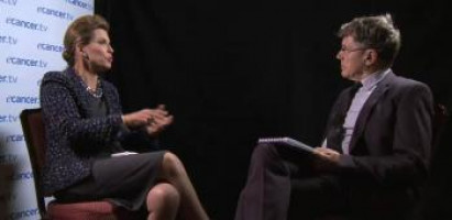 Global burden of breast cancer ( Ambassador Nancy Brinker - Founder of Susan G Komen for the Cure )