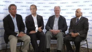 Expert panel discussion: The best of iwCLL 2015 ( Prof John Gribben, Prof Michael Hallek, Dr Michael Keating, Prof Kanti Rai )
