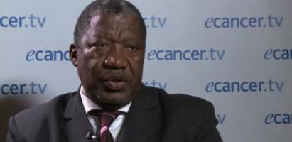 Cancer care in Cameroon and treatment options ( Dr Paul Ndom – Taounde University, Cameroon )