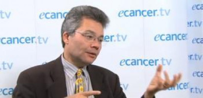 Chemotherapy and radiotherapy in advanced local non-small cell lung cancer ( Dr Dirk De Ruysscher – University of Leuven, Netherlands )