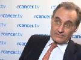 Management of hepatocellular carcinoma ( Dr Jean-Francois Dufour – University of Bern, Switzerland )
