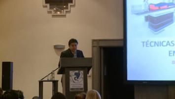 Técnicas avanzadas en cáncer de cabeza y cuello ( Dr Gustavo Sarria  - ONCOSALUD, Lima, Perú )
