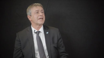 Tackling cancer in the developing world ( Dr Christopher Wild - Director of IARC, Lyon, France )