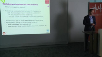 Combining drugs with radiotherapy ( Prof John Staffurth - Cardiff University, Cardiff, UK )