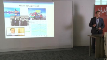 Breast cancer in Wales - a success story ( Prof Peter Barrett-Lee - Cardiff University, Cardiff, UK )