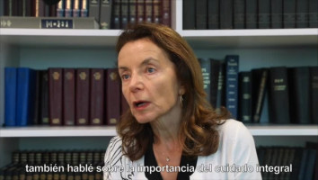 La atención a la mujer y su cuidado integral ( Dra Ana Langer - Harvard T. H. School of Public Health, Boston, USA )