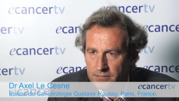 State of the art in soft tissue sarcomas ( Dr Axel Le Cesne - Gustave Roussy Institute of Oncology, France )