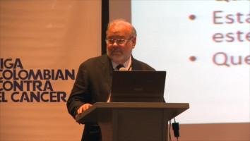 Cáncer en la tercera edad ( Dr Carlos Castro - Liga Colombiana contra el Cáncer )