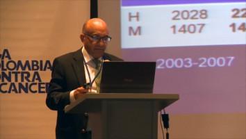 Aspectos generales del cáncer gástrico en Colombia ( Dr William Otero - Universidad Nacional de Colombia )
