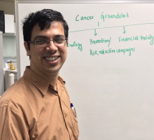 Last couple of months in Oncology with Dr. Bishal Gyawali: March 2019