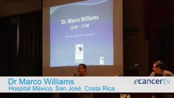 Sedación paliativa vs eutanasia ( Dr Marco Williams - Hospital México, San José, Costa Rica )