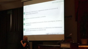 Abordaje psicológico en el paciente con enfermedad hemato-oncológica ( Dra Maria Luisa Rebolledo - Hospital México, San José, Costa Rica )