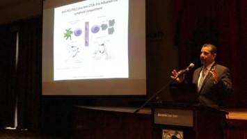 Manejo sistémico de cáncer de pulmón: énfasis en Inmunoterapia ( Dr Luis Raez - Memorial health Care Systems, FL, USA )