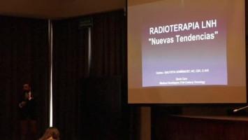 Tratamiento de Radioterapia en Linfoma No Hodgkin: nuevas tendencias ( Dr Carlos Bautista Dominguez - Centro Médico de Radioterapia Siglo XXI, Costa Rica )