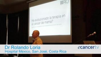 Radioterapia intraoperatoria en el tratamiento del cáncer de mama ( Dr Rolando Loria – Hospital México, San José, Costa Rica )