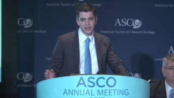 Larotrectinib shows durable efficacy across diverse paediatric and adult cancers ( Dr David Hyman - Memorial Sloan Kettering Cancer Centre, New York, USA )