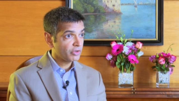 Stereotactic radiotherapy in primary hepatic cancer ( Dr Parag Parikh - Washington University, St. Louis, USA )
