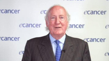 Celebrating a 10 year partnership: ecancer and the IEO ( Prof Gordon McVie - Editor in Chief, ecancer )