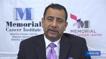 Lung cancer advances beyond PD1 ( Dr Luis Raez - Medical Director, Memorial Cancer Institute, Miami, Florida, USA )