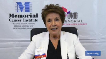 The Bonnie J Addario Lung Cancer Foundation ( Bonnie Addario - Founder, Bonnie J Addario Lung Cancer Foundation, San Carlos, USA )