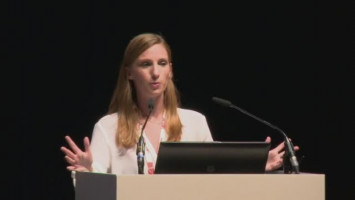 Problems with care: a patients perspective ( Ana Kogan Wais - Ewing sarcoma patient, Madrid, Spain )