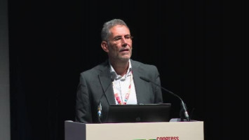MONARCH 3: Abemaciclib as initial therapy for patients with HR /HER2- advanced breast cancer ( Dr Angelo Di Leo - Hospital of Prato, Tuscany, Italy )