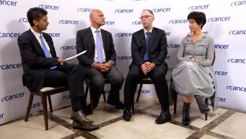 ESMO 2017: Prostate cancer highlights ( Prof Karim Fizazi, Prof Stephane Oudard, Dr Bertrand Tombal & Prof Maria De Santis )