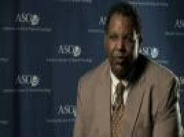 PSA/Prostate screening ( Dr. Otis W. Brawley - Chief Medical Officer, ASCO )