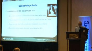 Radioterapia actual en  Cáncer de Pulmón ( Dr Luis Larrea - Hospitales NISA/Vitha, Valencia, España )