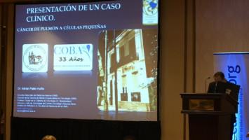 Presentación de un caso clínico ( Dr Adrián Huñis – Centro Oncológico Buenos Aires, Buenos Aires, Argentina )