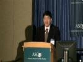 Therapeutic vaccine improves response rate and extends progression-free survival in patients with metastatic melanoma ( Dr Patrick Hwu - M.D. Anderson Cancer Center, US )