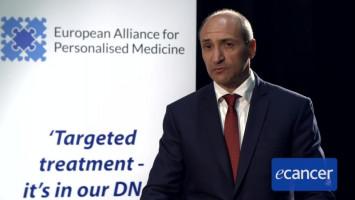 Malta's stance on personalised medicine ( Chris Fearne - Minister for Health, Malta )