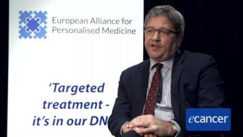 The importance of increasing biomarker understanding ( Chris Round - Head of EMEA Region, Merck, Darmstadt, Germany )